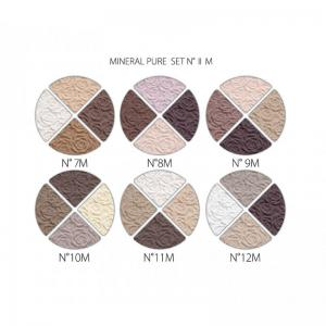 Paleta 4 Farduri Intens Pigmentate Revers Pure Mineral-12 Matte1