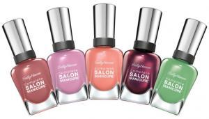 Lac De Unghii Sally Hansen Complete Salon Manicure-842 Chili Flakes1