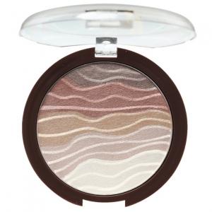 Pudra Bronzanta Iluminatoare SUNKISSED Glimmer Compact - Dark Bronze, 16g