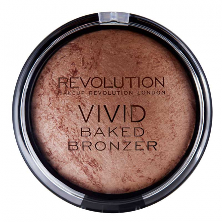Bronzer Makeup Revolution Vivid Baked Bronzer, Ready To Go, 13 g
