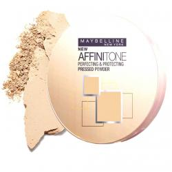 Pudra Compacta MAYBELLINE Affinitone Powder - 03 Light Sand Beige, 9g