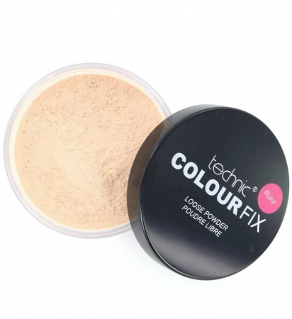 Pudra Matifianta Fixatoare Technic COLOUR FIX Loose Powder, Buff, 20 g