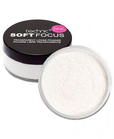 Pudra Translucida Fixatoare Technic SOFT FOCUS Transparent Loose Powder, 20 g1