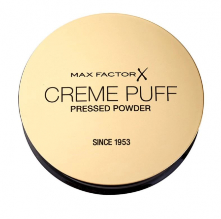 Pudra Max Factor Creme Puff, 85 Light N Gay, 21 g0