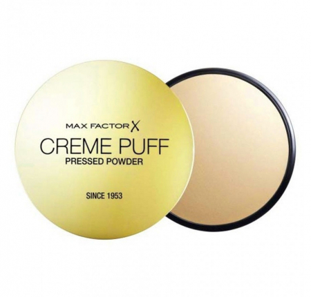 Pudra Max Factor Creme Puff Compact, 50 Natural, 21 g