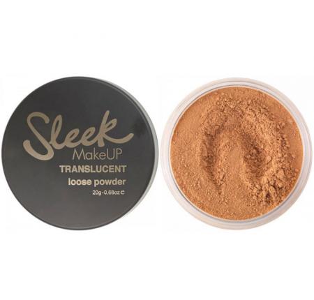 Pudra Translucida Pulbere SLEEK MakeUP Translucent Loose Powder, 286 Light, 20 g