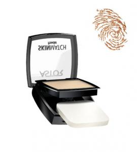 Pudra Astor Skin Match Powder  - 400 Amber, 14 gr0