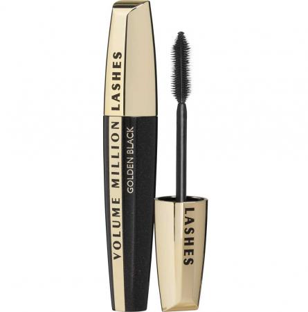 Rimel L'Oreal Paris Volume Million Lashes Mascara, Golden Black, 8.5 ml