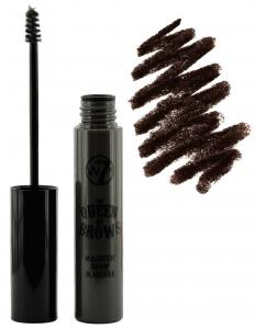 Gel Pentru Conturarea Sprancenelor W7 Queen Of Brows-Medium Deep