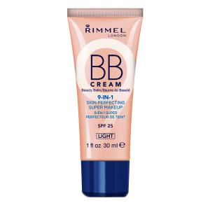 BB Cream 9 in 1 Rimmel Skin Perfecting - 001 Light, 30 ml