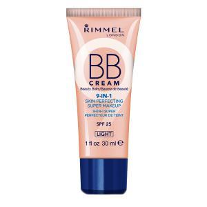 BB Cream 9 in 1 Rimmel Skin Perfecting - 001 Light, 30 ml0