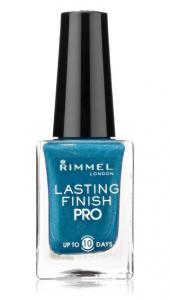 Lac de unghii Rimmel Lasting Finish Pro - 340 Marine Blue