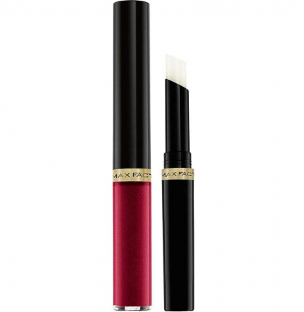 Ruj de buze rezistent la transfer Max Factor Lipfinity, 335 Just In Love, 2.3 ml + 1.9 g