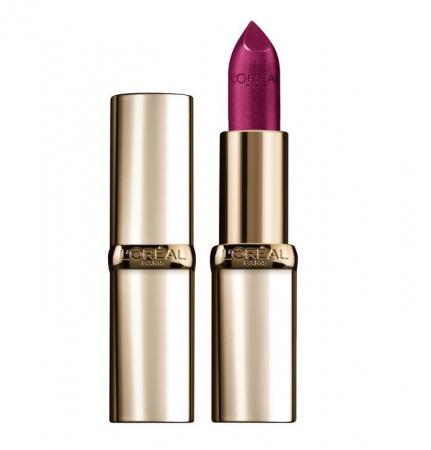 Ruj satinat L'Oreal Paris Color Riche, 287 Sparkling Amethyst, 4.8g