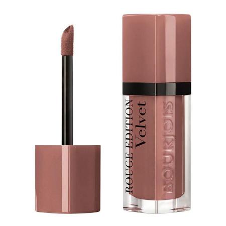 Ruj Lichid Bourjois Paris Rouge Edition Velvet Lipstick, 32 Trop Brunche, 7.7 ml