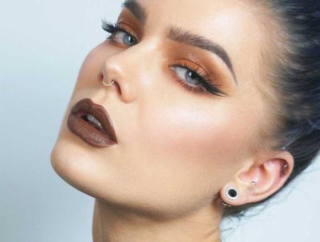 Ruj lichid mat NYX Professional Makeup Liquid Suede Cream, 22 Downtown Beauty, 4 ml4