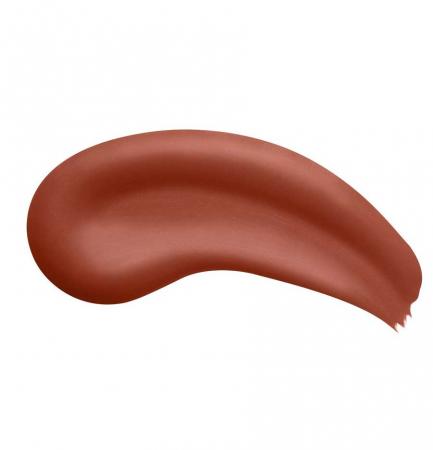 Ruj lichid ultra mat rezistent la transfer L'Oreal Paris Steffi's Chocolates, 862 Volupto Choco1