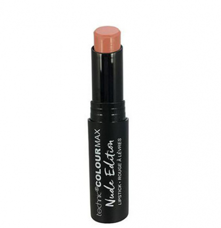 Ruj mat Technic Colour Max Nude Edition Lipstick, Bare Don't Care, 3.5 g