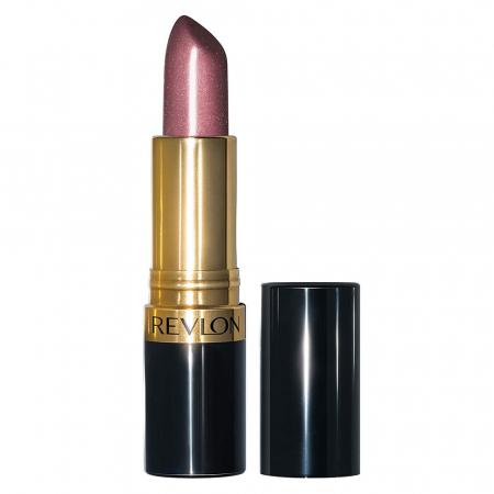 Ruj satinat Revlon Super Lustrous Lipstick Pearl, 467 Plum Baby, 4.2 g