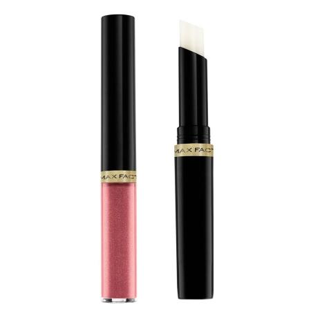 Ruj de buze rezistent la transfer Max Factor Lipfinity, 300 Esential Pink, 2.3 ml + 1.9 g1