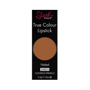 Ruj Sleek True Color Lipstick - 785 Naked, 3.5 gr1