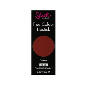 Ruj Sleek True Color Lipstick - 815 Tweek, 3.5 gr1