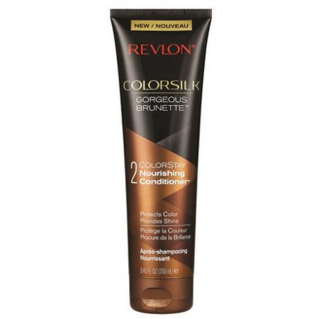 Balsam pentru parul brunet REVLON Colorsilk Gorgeous Brunette, 250 ml