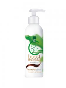 Sampon HennaPlus Colour Boost Red Brown - 200 ml