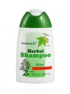 Sampon Pentru Par Degradat Herbacin Cu Hamei Si Henna-200 ml
