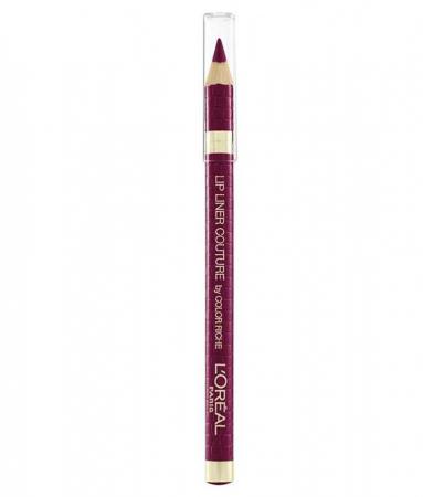 Set Buze L'Oreal Paris Color Riche Matte Lip Kit: Ruj 430 Mon Jules si Creion de Buze 374 Intense Plum2