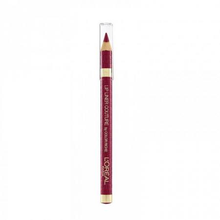 Set Buze L'Oreal Paris Color Riche Matte Lip Kit: Ruj 104 Strike A Rose si Creion de Buze 258 Berry Blush2