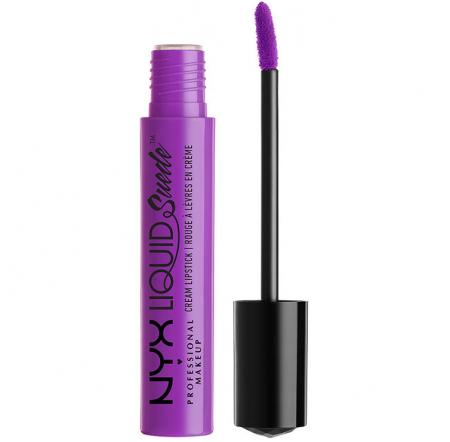 Set De 3 Rujuri Lichide Mate Nyx Professional Makeup Liquid Suede Cream - 077