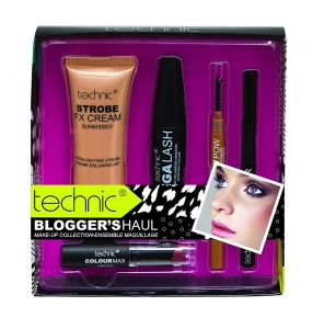 Set Make-up Cu 5 Produse Technic Blogger's Haul