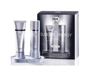 Set Ingrijire de ZI pt Reintinerire RoC Sublime Energy E-Pulse, 2x30ml