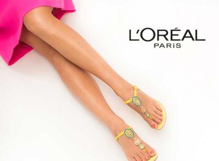 Spray Autobronzant L'Oreal Paris Sublime Bronze Dream Legs Airbrush, Fair to Medium, 150 ml1