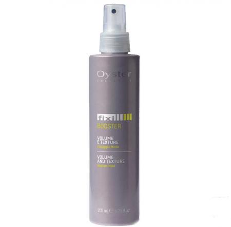 Spray texturizant pentru volum Oyster Fixi Booster Volumizing & Texturizing Hairspray, 200 ml