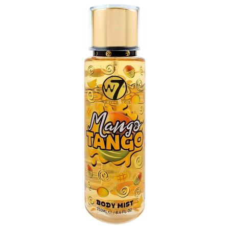 Spray Pentru Corp cu aroma de mango W7 Mango Tango Body Mist, 250 ml