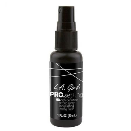 Spray Pentru Fixarea Machiajului L.A Girl Pro Setting HD, 30 ml
