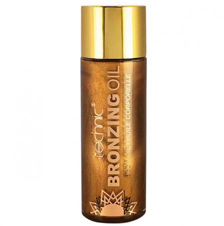 Ulei Stralucitor pentru corp Technic Bronzing Body Oil, 90 ml