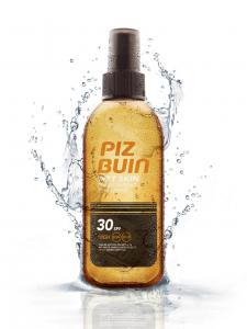 Spray Protectie Solara PIZ BUIN Wet Skin 150 ml cu SPF 301