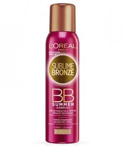 Spray Autobronzant Corector L'oreal Sublime Bronze BB Summer Airbrush, 150 ml