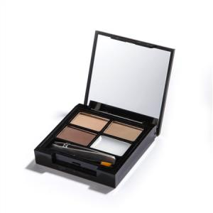 Kit Pentru Sprancene MAKEUP REVOLUTION Focus & Fix - Light Medium