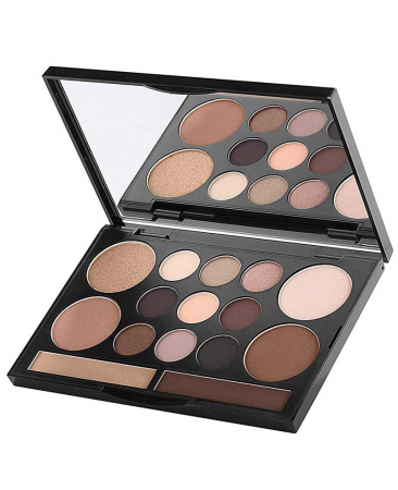 Paleta Profesionala Machiaj NYX Professional Makeup LOVE CONTOURS ALL Eye & Face Sculpting Palette7
