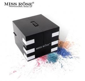 Trusa Profesionala de Machiaj MISS ROSE BLOCKBUSTER 3D cu 148 culori2
