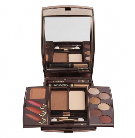 Trusa Machiaj SUNKISSED Bronzed Compact Makeup Set, 18 piese