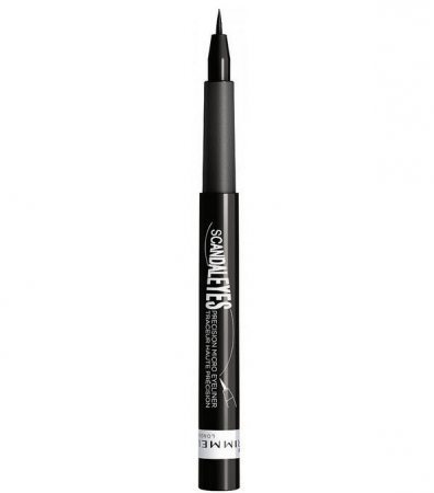 Tus de ochi carioca Rimmel London Scandal Eyes Precision Micro Eyeliner, 001 Black