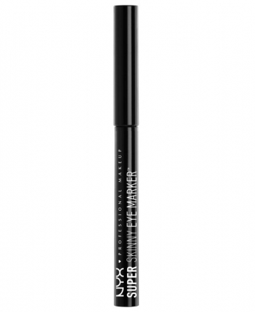 Tus de ochi NYX Professional Makeup Super Skinny Eye Marker, Carbon Black, 1.1 ml2