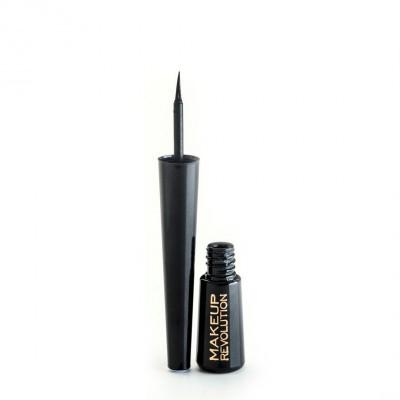 Tus De Ochi Lichid Makeup Revolution Ultra Black, 3 ml1