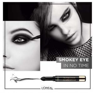 Tus De Ochi L'Oreal Super Liner Smokissime - Black, 7ml1
