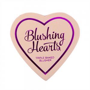 Blush Iluminator Makeup Revolution I Heart Makeup Blushing Hearts - Iced Hearts, 10g1